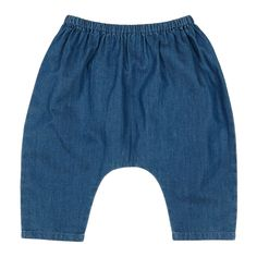 Jungle Chambray Harem Trousers-product