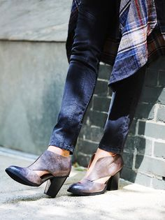 Deep V Ankle Boot from Free People!