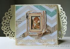 Hopeless tinkering: Anu boutiques Advent Calendar: Gate Fold Card