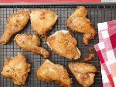 Bobby's Fried Chicken is crispy and buttermilk-marinated, making it the perfect centerpiece for a Father's Day picnic.