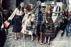 Dolce & Gabbana a Napoli
