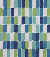 Outdoor Fabric-Solarium Trillium Aquamarine