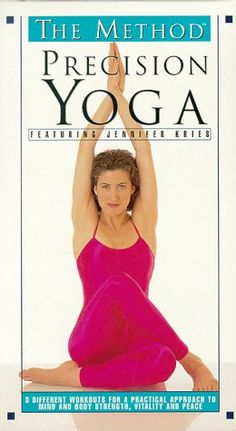 The Method - Precision Yoga [VHS] *** Check out this great article.