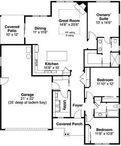 Main Floor Plan: 17-947