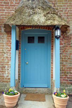 Front Door - Bilshay Farmhouse