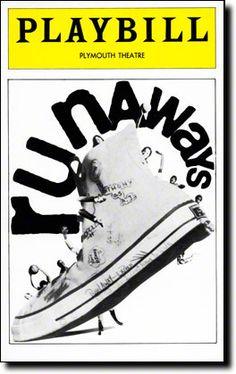 Runaways @ Plymouth Theatre | Playbill