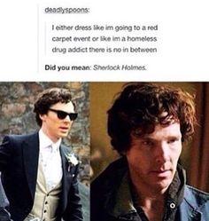 Did you mean: Sherlock Holmes?