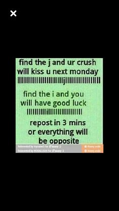 What exactly is the opposite of your crush kissing you? Your mortal enemy slapping you? Teen Posts, Teenager Posts, Funny Signs, Funny Memes, Cool Illusions, Chain Messages, Anti Bullying, Crafts For Teens, Teen Crafts