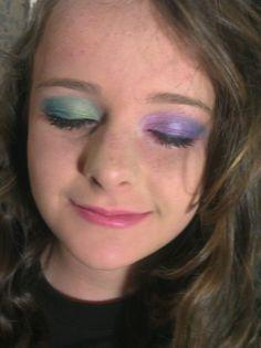Halloween Mad Hatter makeup