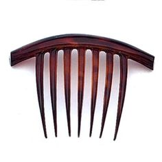 Caravan 7 Tooth Back Comb Barrette Top Tortoise 4-3/4 >>> This is an Amazon Affiliate link. You can get more details by clicking on the image.