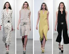 Fashion for women over 40 – highlights of resort 2013 collections