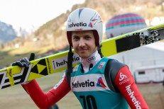 Simon Ammann | FIS Skispringen Weltcup | Engelberg / Schweiz | Fotograf Kassel http://blog.ks-fotografie.net/pressefotografie/weltcup-skispringen-engelberg-schweiz-2014-pressebildarchiv/
