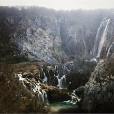 plitvica in croatia. awesome place.