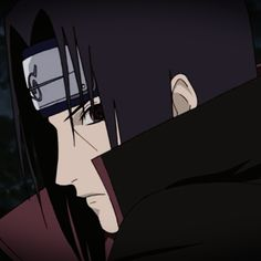 Itachi Uchiha ♥ - screencap by me.
