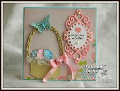 sending love at Easter - http://sjbutterflydreams.blogspot.com/
