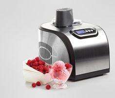 Maszynka do lodów profesjonalna, z kompresorem. Popcorn Maker, Kitchen Appliances, Products, Diy Kitchen Appliances, Home Appliances, Kitchen Gadgets, Gadget