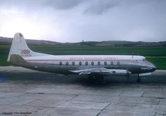 20 January 1956 – BEA Vickers Viscount G-AMOM crashed on take-off from Blackbushe Airport on a training flight.