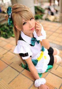 ☆ #CosplayStyle☆ Kotori Minami (Love Live! School Idol Project) | SHINO - WorldCosplay
