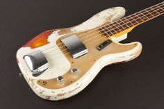 Fender Custom Shop 1950s P Bass Heavy Relic