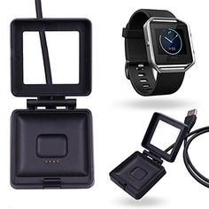 Trend Mark Hottest Usb Charging Cable Replacement Charger For Smart Fitness Watch Fitbit Blaze Accessories & Parts Chargers