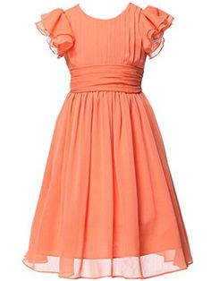 41f55cf585 Happy Rose Flower Girl s Dress Prom Party Dresses Bridesm.
