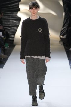 Damir Doma Fall 2015 Menswear - Collection - Gallery - Style.com - District 12