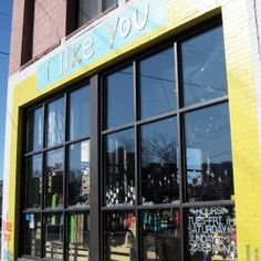 Minneapolis, MN - I Like You has something for everyone and features hip, kitschy merchandise from local crafters and artists. You'll find everything from t-shirts, posters, jewelry, children's clothing and much more.