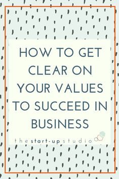 Getting clear on your values and succeed in business can help you gain the confidence to take action. Click through to read how to find the secret to using your values to succeed in business. Business Checks, Business Tips, Online Business, Creating A Business, Successful Business, Direct Sales Tips, Succession Planning, Your Values, Work From Home Tips