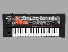 Roland SH-201 - Society6 ($20-50) — Svpply