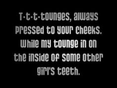 3OH!3- Don't Trust Me lyrics ( I also haven't heard this song in years...this used to be my cousin's favorite song lol)