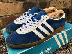 best sneakers 90634 1f4cf Vintage Munchen72 made in West Germany Zapatillas, Zapatillas Adidas,  Zapatos De Hombre, Zapatos