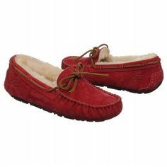 UGG Dakota Slippers (Jester Red) - Women's UGG Slippers- 8.0 M