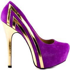 Blondie heels Purple brand heels Taylor Says |Amazoning Heels|