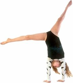 Learn to do a cartwheel
