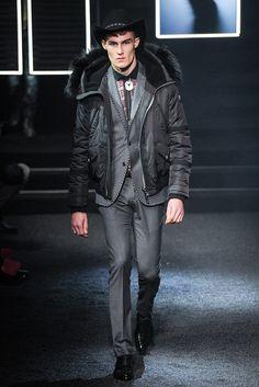 Philipp Plein Fall 2014 Menswear - Collection - Gallery - Style.com