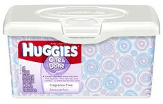 Huggies One and Done Baby Wipes - 64 ct