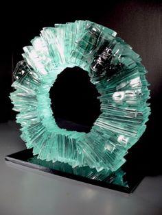 Wayne Charmer glass artist