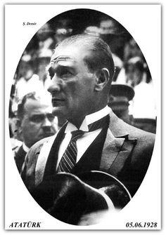 Atatürk İstanbul'da 05.06.1928