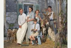 How new Sunday night ITV series The Durrells turned Keeley Hawes into Angelina Jolie