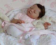 Joshua Reva Schick Tamara Leigh Reborns Tamara Auty Fake Baby Girl Reborn Doll