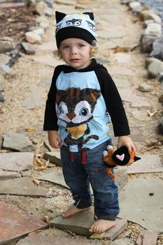 Max Raglan PDF SEWING PATTERN (Ears/wings/tails are not included in this pattern) Pdf Sewing Patterns, Clothes Patterns, Baby Sewing, Boy Outfits, Pixie, Wings, Hipster, Ears, Sleeves