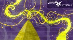 Energetische Piramide Visuliasatie - Geleide meditatie van http://CommitHappiness.nl