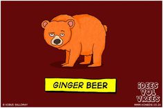 Ginger beer Idees vol vrees Grappe en humor Funny Bunnies, Ginger Beer, Laugh Out Loud, Winnie The Pooh, Funny Jokes, Laughter, Disney Characters, Fictional Characters, Lol