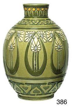 Pottery on Pinterest | Roseville Pottery, Vase and Ceramics