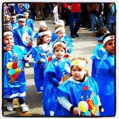 Desfile de #Carnaval del colegio Ntra. Sra. del Rosario, #Torrevieja  #carnavaltorrevieja2014 #ig #igers #igerstorrevieja #costablanca #alicante #alacant #carnavales #carnaval2014 @Turismo de Torrevieja @enjoytorrevieja