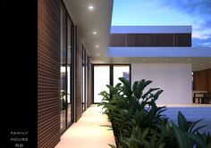 Behance, Architecture, Gallery, Check, Projects, House, Arquitetura, Log Projects, Blue Prints