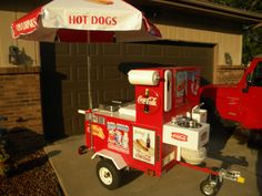 Gonna get one for me. Hot Dog Cart, Get One, Continue Reading, Hot Dogs, Catering, Pictures, Photos, Budget, Building