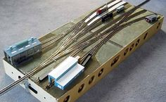 Model Trains Ho Scale, Model Train Layouts, Model Railway Track Plans, Ho Trains, Train Set, Jar Storage, Layout Inspiration, Layout Design, Planer