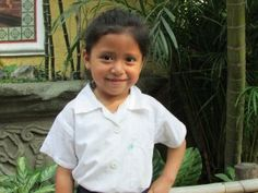 Our sweet Darlyn just received a sponsor! Now she has the opportunity to have a brighter future, provide for her family, and achieve her dream of becoming a dancer someday. You can make an impact in the life of a child like Darlyn too! http://gcpstore.com/sponsorship/?s4&fG&fS