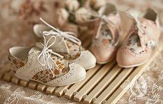 AS ★ Angel Kobo BJD ★ 3 stars retro casual shoes - pink, SH31069- Taobao
